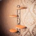 Полка деревянная - фото 17143