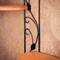Полка деревянная - фото 17144