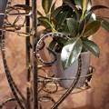 Складная подставка под цветы - фото 17272