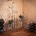 Подставки под цветы из металла