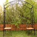 Садовая арка фото