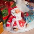 Елочная подставка Дед мороз