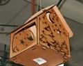 Кормушка Домик с елкой - фото 17896