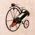 Подставка винная Велосипед на стену - фото 18122