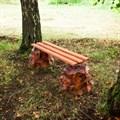 Дачная скамейка