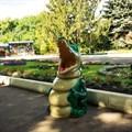 Урна для парка крокодил