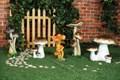 Садовая фигура Грибы лисички - фото 20000