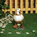 Декоративная утка для сада