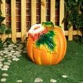 Садовая фигура тыква купить в интернет магазине