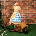 Садовая фигура зять
