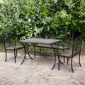 Комплект садовой мебели за 23520 руб.