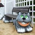 Лавка для детей кот