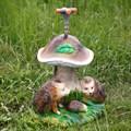 Поливалка гриб с ежами