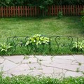 Садовый заборчик