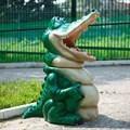 Фигура Крокодил