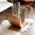 Стол со стеклом
