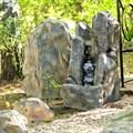 Малый садовый фонтан
