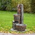 Декоративный умывальник для сада