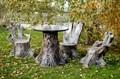 Стол Пень U07491 - фото 26412