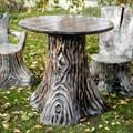 Стол для дачи Пень U07491