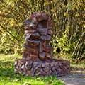 Декоративный фонтан камень за 18000 руб.