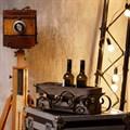 Кованная подставка для вина