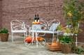 Комплект кованной мебели для сада
