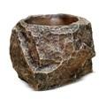Кашпо Камень гранит F04051