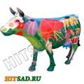 Садовая фигура Корова большая - фото 28757