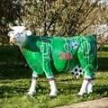 Фигура корова для рекламы