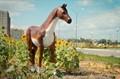 Садовая фигура Конь большой - фото 31858