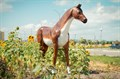 Садовая фигура Конь большой - фото 31860