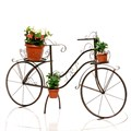 Велосипед из метала