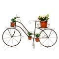 Цветочница в виде велосипеда