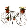 Декоративный велосипед из металла