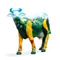 Садовая фигура Корова большая - фото 32130