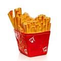 Рекламная фигура картофель фри