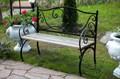 Кованая скамейка за 6300 руб.