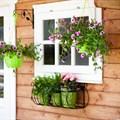 Балконная подставка для цветов 51-285