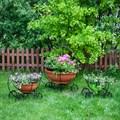 Подставки садовые