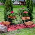 Садовые подставка для цветов