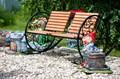 Садовая мебель кованая