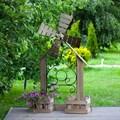 Подставка для цветов Мельница 59-155