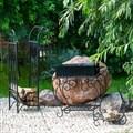 Дровница садовая 500-87