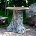 Стол Пень для сада и дачи