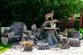 Садово - парковая фигура из стеклопластика