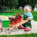 Фигура садовая ежик