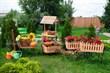 Тележка декоративная 59-361 - фото 35894