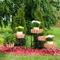Садовые цветочницы