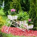 Кованая подставка для сада